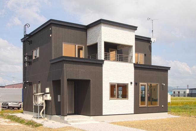 オール電化の家