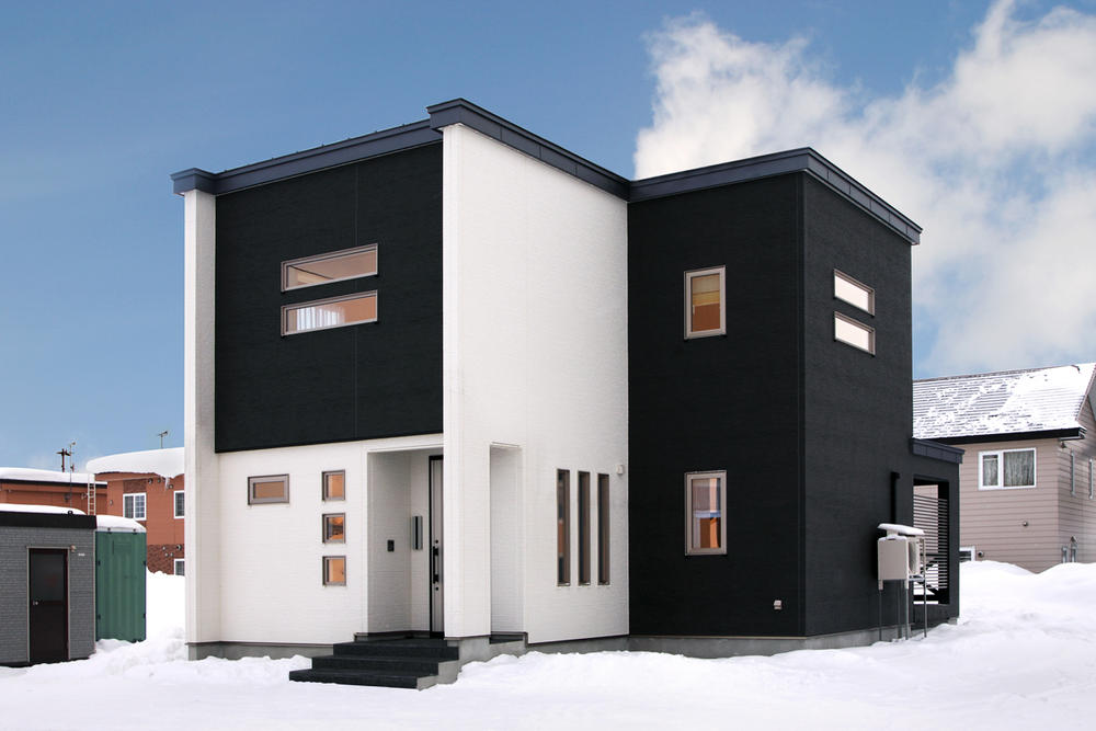 子育て安心仕様の2×4住宅