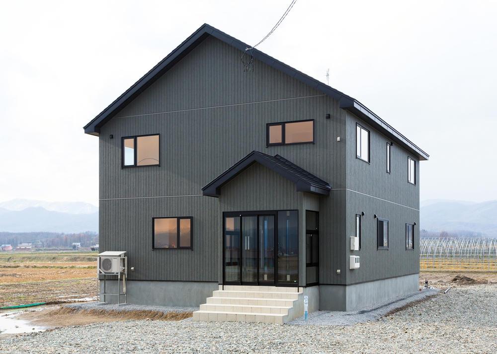 重厚感と安心感のある家